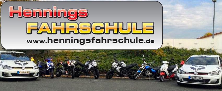 Hennings Fahrschule in Mainleus bei Kulmbach